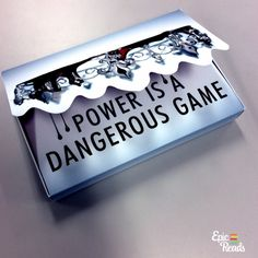 RED QUEEN: Power is a dangerous game