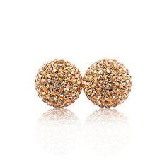 Sparkle Ball Stud Earrings – Hillberg & Berk