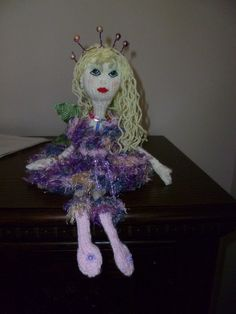 latest knitted faerie