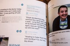 My Social Book by Kishona