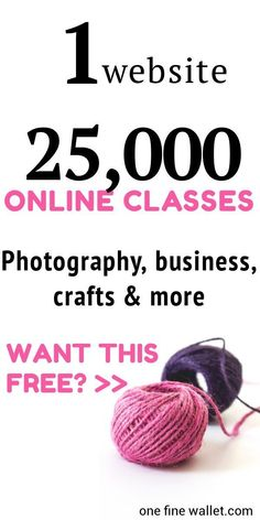 Here's how you can get free online classes in photography, arts and crafts and other business ideas to brush up your career. Use these free educational resources to begin side hustles from home anfang Free Online Courses - Learn a New Skill to Make Money Online Computer Courses, Online Courses, Learn A New Skill, New Things To Learn, Skills To Learn, Importance Of Time Management, Free Education, Education System, Education College