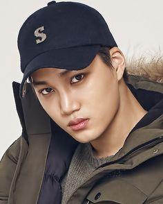 Kai - 161101 Hat's On website update Credit: Hat's On. Chanyeol Baekhyun, Exo Kai, Kris Wu, Chen, Rapper, Kento Nakajima, Park Hyung, Kim Jongdae, Kpop Exo