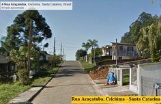 Rua Araçatuba, Criciúma - Santa Catarina