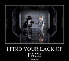 Darth Vader IsDisturbed