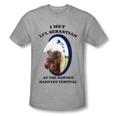 I Met Li'l Sebastian T-Shirt ($25)