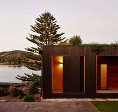 Welcome to Avalon House, ArchiBlox's Sydney, Australia residence on a sloping…