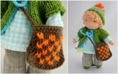 Natural dolls and toys. Waldorf Dolls, Winter Hats, Crochet Hats, Toys, Natural, Knitting Hats, Activity Toys, Clearance Toys, Gaming