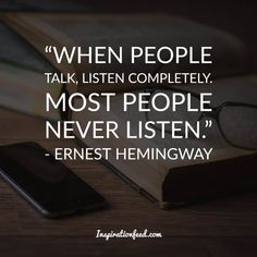 30 Short and Straightforward Ernest Hemingway Quotes on Life and Writing Earnest Hemingway Quotes, Ernest Hemingway, New Age Books, People Talk, Note To Self, Wisdom Quotes, Motivation Inspiration, Inspire Me, Wise Words