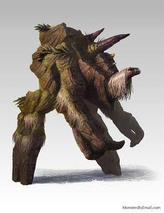 Tenhigrim - Creature Design, Nicholas Cloister on ArtStation at https://www.artstation.com/artwork/36KY