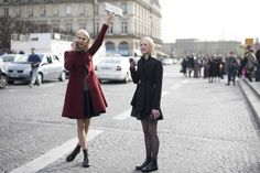 The best street style from Paris fashion week  gallery