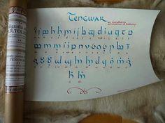 No to trzeba będzie brać się za naukę nowego alfabetu!