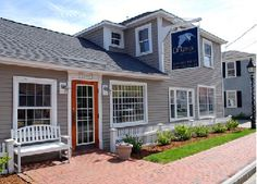 The Dolphin in Barnstable Village, MA (Cape Cod). One of my favourite restaurants on cape