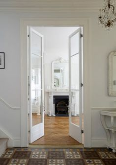 entry | double doors