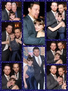 White House Down THIS GIRL IS SOOO LUCKY! I WOULD LITERALLY DIE PLAYING THE ROLE OF CHANNING TATUMS DAUGHTER!!