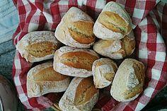 Schnelle (Sonntags-) Brötchen, Bürli, ein tolles Rezept aus der Kategorie Brot und Brötchen. Bewertungen: 153. Durchschnitt: Ø 4,6.