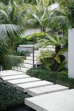 20 Excellent City Garden Design Ideas That Bring Green Paradise For You # Urban Garden Design, Tropical Garden Design, Vegetable Garden Design, Tropical Landscaping, Backyard Landscaping, Tropical Backyard, Back Gardens, Outdoor Gardens, City Gardens