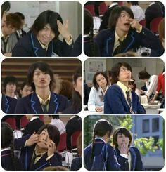 Attractive even when goofy. High School Drama, Drama Fever, Haruma Miura, Japanese Drama, Drama Movies, Asian Actors, Dramas, Famous People, Samurai