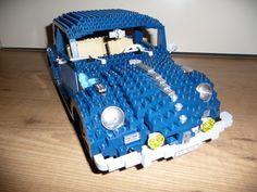 lego kever zou mooi staan naast mijn Lego T1