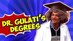 Dr. Gulati's Degrees | Most Funny Video | The Kapil Sharma Show - YouTube