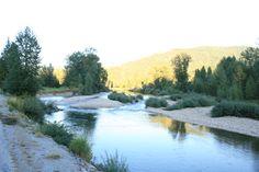 North Fork Coeur d'Alene River, Shoshone County, Idaho