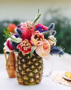 Arreglos florales fáciles para decorar tu hogar 3