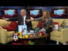 Reviewing Pet Gifts on FOX's Good Day Show
