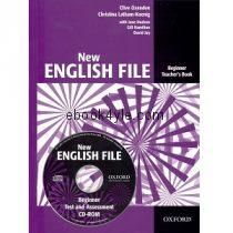 New English File Beginner Teacher S Book Teacher Books English File Learn English