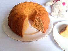 galletanas: Bundt cake de turrón sin gluten
