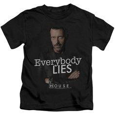 House/Everybody Lies-Black
