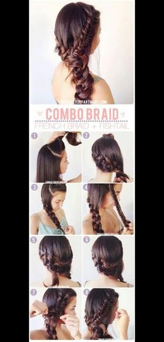we love braids! #braids #hair