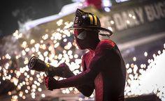 Spider Man 2, Marvel Comics, Heros Comics, Marvel Avengers, Ms Marvel, Captain Marvel, X Men, Art Deco Posters, Humberto Ramos