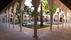 Geometría en los azulejos del convento de Santa Clara, Sevilla. | Matemolivares