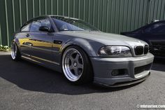 The BMWs of Canibeat's First Class Fitment 2014