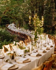 Image may contain: tree, table and outdoor Long Table Wedding, Wedding Spot, Wedding Dinner, Tree Wedding, Perfect Wedding, Wedding Ideas, Wedding Inspiration, Wedding Trends, Wedding Season