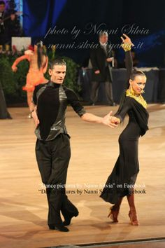 Nino and Kristina 2014 Trofeo Colombo Latin