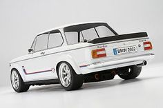 BMW 2002tii turbo