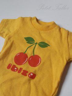 Camiseta Ibiza para MSD por PetitTaller en Etsy, €6.00