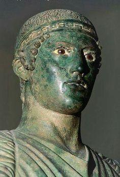 Charioteer of Delphi.