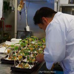 Working  #japanesecuisine #japanesefood #kaiseki #washoku #japanesestyle #cooking #chef #picoftheday #PICSPLAY #foodblogger #foodstagram #foodporn #food #delicious #buono #yummy #nomnom #beautiful #eat #delish #cool #instafood #instagram #instagood #instachef #amazing #canon #tasty #mylife #myworld by hirotoakama