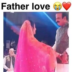 Father Daughter Love Quotes, Love My Parents Quotes, Mom And Dad Quotes, Fathers Love, Cute Love Quotes, Wedding Dance Video, Indian Wedding Video, Love Songs Lyrics, Cute Love Songs