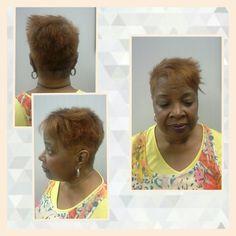 Hair by Mye #imye