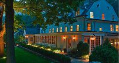 Escapade aux alentours de New York dans l'hôtel de Richard Gere. Bedford Post Inn. RelaisChateaux de 8 chambres. What else ?