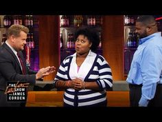 James welcomes Nicole Paris and her father, Ed Cage, who compete in one of their classic beatboxing battles for the Late Late Show audience. Subscribe to Nic...