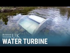 This Simple River Turbine Can Power Your House! ...Constantly. - YouTube