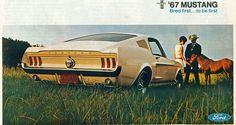 https://flic.kr/p/dCxW4G | 1967 Ford Mustang GT Fastback