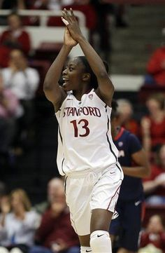 1b7d6b0ae6aa Chiney Ogwumike applauds beating Arizona by 30! Women s Basketball