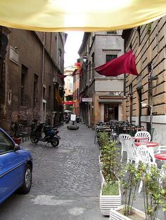 Streets of Rome