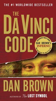 The Da Vinci Code Book Cover Picture