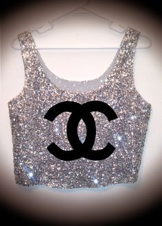 Chanel Sequins Tank <3<3