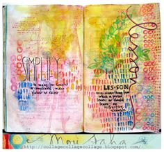 'Take the Challenge' with Mou in June - Faber-Castell Design Memory Craft